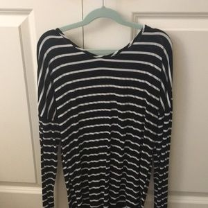 Other - Never worn black and white blouse